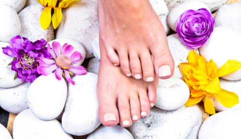10 tips on foot care