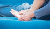 Foot care for older people